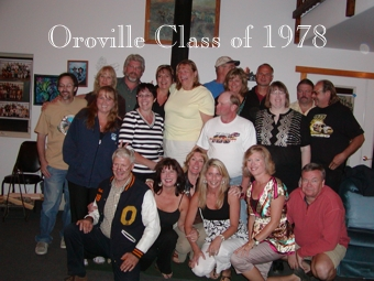 Planning for Oroville Class of 1978 Reunion was fun.