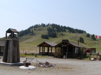Old Molson Ghost Town Museum